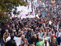 Путин ввел ограничения на митинги во время ЧМ-2018 и Кубка конфедераций. Навальный уверен, что это не помеха для акций протеста 12 июня
