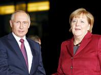 Путин и Меркель встретятся 2 мая  в Сочи