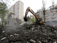 РБК: Кремль намерен дистанцироваться от программы реновации Москвы
