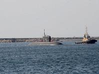 Боевые корабли Черноморского флота  провели учения по   поиску подводной лодки противника