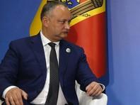Президент Молдавии в Петербурге дал сигнальный залп из пушки на Петропавловской крепости (ВИДЕО)