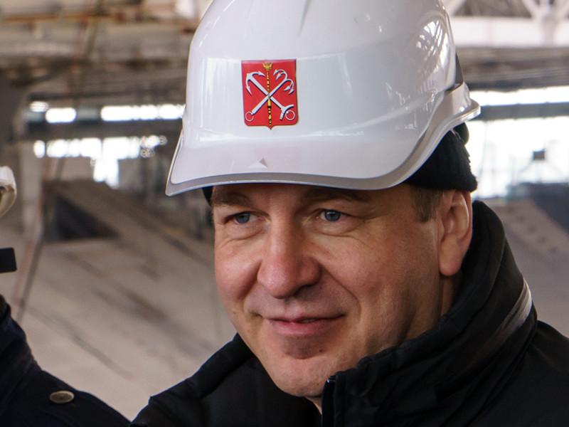 """Вице-губернатор Петербурга Игорь Албин назвал """"Зенит-Арену"""" не таким уж дорогим стадионом"""