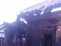 В Тюменской области при пожаре погибли мужчина и трое детей