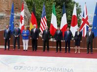 """Россию на встрече G7 не ждут, но говорить о ней будут. Вопрос о превращении """"семерки"""" в """"восьмерку"""" не снимается"""