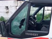 """В свою очередь, информцентр Национального антитеррористического комитета (НАК) сообщил, что нападение было совершено на контрольно-заградительный пост полиции """"Малгобекский"""", расположенный на границе Ингушетии и Кабардино-Балкарской Республики"""