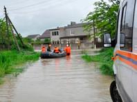 На Ставрополье эвакуируют жителей семи подтопленных сел