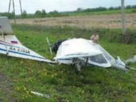 """В Пензенской области разбился легкомоторный самолет """"Бекас Х-32"""", задействованный в опылении полей химикатами"""
