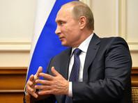 """Путин в поздравлении Макрону подтвердил """"готовность к конструктивной совместной работе"""""""