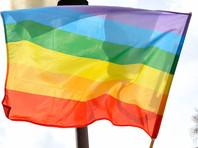 На первомайской демонстрации в Петербурге задержали ЛГБТ-активистов