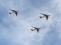 Бомбардировщики Ту-95 пролетели вдоль побережья Аляски