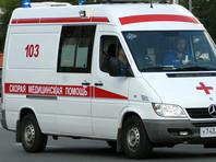 На Дворцовой площади Петербурга скончалась пожилая туристка из США