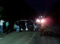 В Башкирии в лобовом ДТП погибли пять человек