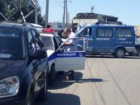 В Ингушетии боевики напали на пост ДПС - один полицейский ранен, налетчики убиты
