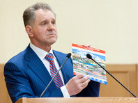 Умер бывший глава Удмуртии, сенатор Александр Волков