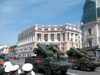 В России началось празднование Дня Победы