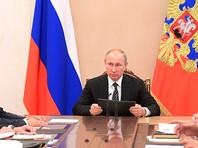 Путин объявил о проведении в России Десятилетия детства