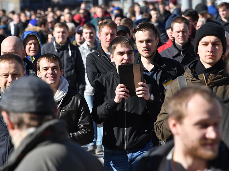 Министр образования и науки РФ Ольга Васильева заявила о необходимости вести работу с молодыми людьми, которые участвуют в протестных акциях