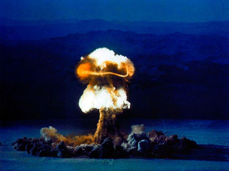 ВЦИОМ: россияне больше опасаются ядерного удара со стороны США, чем КНДР