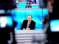 """Журналисты узнали предположительную дату проведения ежегодной """"прямой линии"""" президента РФ Владимира Путина, которая в этом году пройдет позднее обычного"""