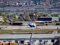 Полет проходил с аэродрома Иркутского авиационного завода, который занимается производством самолета