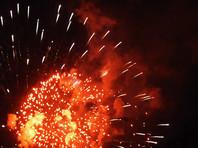 В Челябинске во время салюта в День Победы снаряд разорвался рядом с толпой зрителей (ВИДЕО)