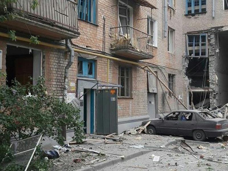 Сотрудников газовой службы не пустили в дом в Волгограде, где затем произошел взрыв и обрушение