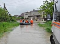 Эвакуация шести из семи оказавшихся под угрозой затопления населенных пунктов на Ставрополье отложена