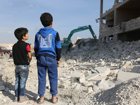 Кремль призвал не затягивать вопрос с установлении в Сирии зон безопасности