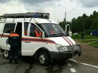 В Забайкалье опрокинулся автобус с детской командой по гимнастике