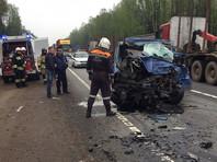 Под Новгородом в ДТП погибли шесть человек - предположительно, украинцев
