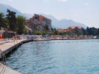 Ростуризм рекомендовал  россиянам воздержаться от поездок в Черногорию