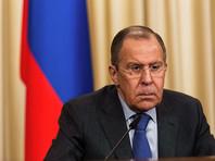 Лавров обвинил Киев в саботаже минских договоренностей