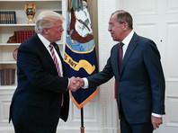 """Путин """"высоко"""" оценил встречу Лаврова с Трампом, как ранее Трамп, который назвал ее """"очень успешной"""""""