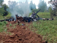 В Подмосковье разбился Як-18, два человека погибли
