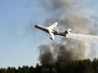 Площадь природных пожаров в Забайкалье возросла по меньшей мере в три раза