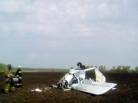 В Тамбовской области легкомоторный самолет совершил жесткую посадку, пилот в реанимации
