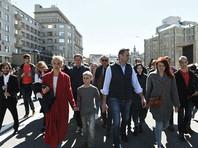 Половина противников проекта реновации в Москве впервые были на митинге