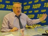 Жириновский попросил Собянина не сносить