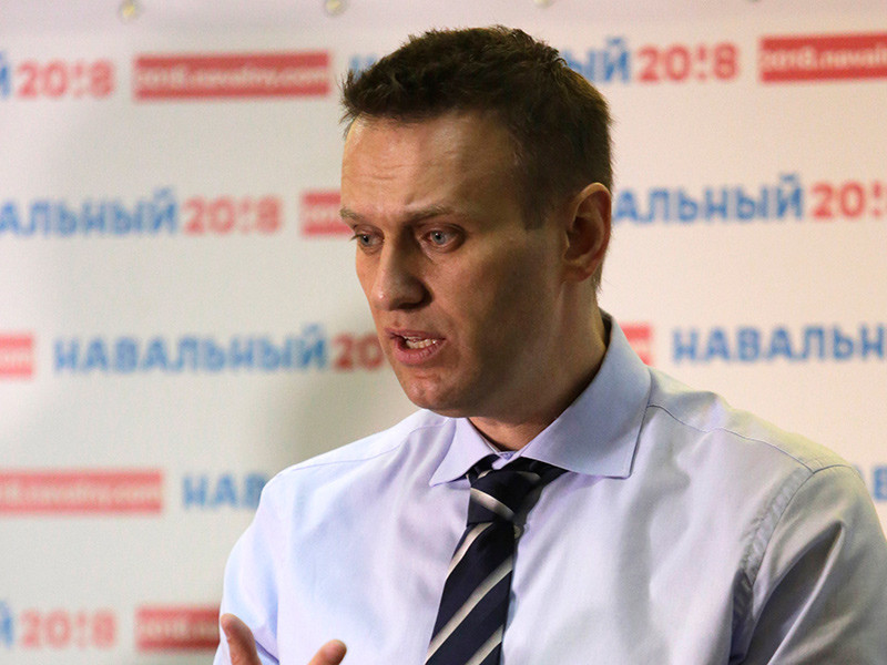 Навальный сообщил о выдаче ему загранпаспорта