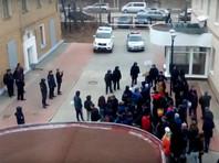 Опубликовано ВИДЕО учебного разгона митинга в Ухте. Студентам заламывали руки