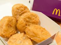 """Россельхознадзор нашел антибиотик в наггетсах, поставляемых в """"Макдоналдс"""""""