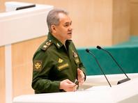 России есть чем ответить на военно-космические планы США, заверил Шойгу сенаторов