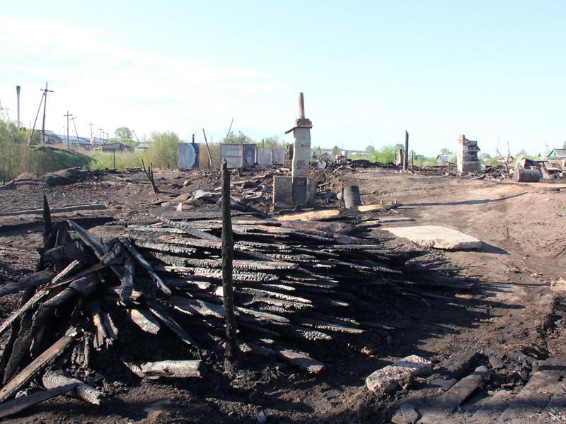 24 мая в полицию Канска поступило сообщение о возгорании отходов лесопиления и древесины на территории деревоперерабатывающего предприятия, огонь с которого перешел на жилые дома. Сгорело 52 дома, погибли два человека