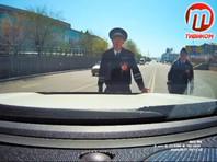 Бурятский депутат попал под уголовную статью, в День Победы наехав на автомобиле на полицейского
