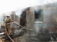 Под Волгоградом из-за беспечного курильщика трое мужчин погибли на пожаре