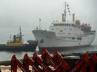 Во Владивосток прибыл первый теплоход из КНДР