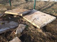 В Кировской области на девочку упала бетонная плита у здания сельской администрации