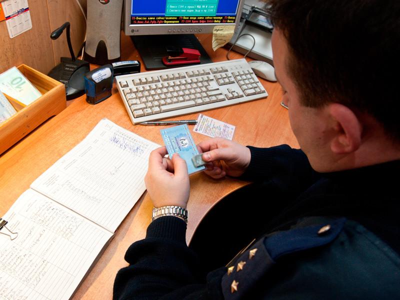 МВД сообщило о ликвидации сбоев в работе подразделении ГИБДД из-за вируса