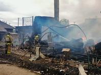 Более 100 сибиряков обратились за помощью к медикам из-за пожаров