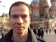 Ильдара Дадина задержали на Красной площади за чтение Конституции